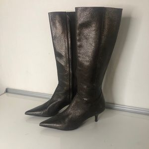 Like News Cole Haan Nike Air Pointed Toe Boots